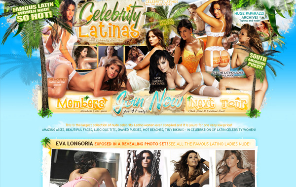 Accounts Free Celeb Latinas