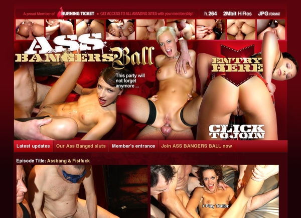 Ass Bangers Ball Parola D'ordine