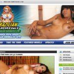 Brazilian Transsexuals Porn Pass