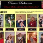 Demure Ladies Discount Link