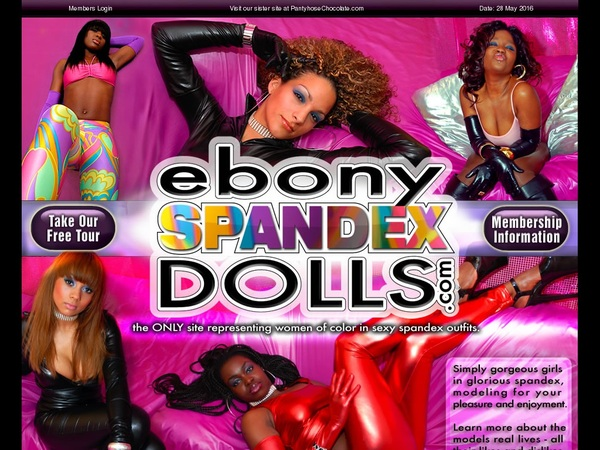 Ebonyspandexdolls Porn Password