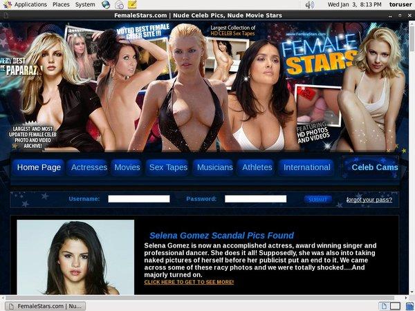 Female Stars Sign