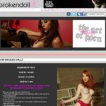 Free Account Of Brokendollz.com