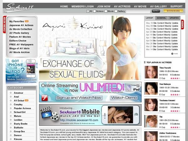 Free Accounts Sex Asian 18