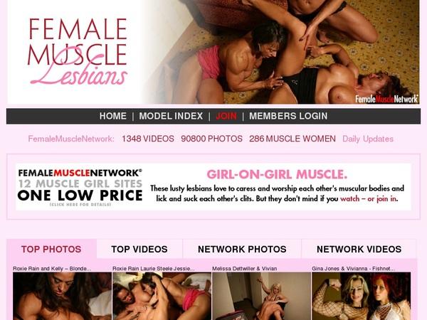 Free Femalemusclelesbians Accounts Premium