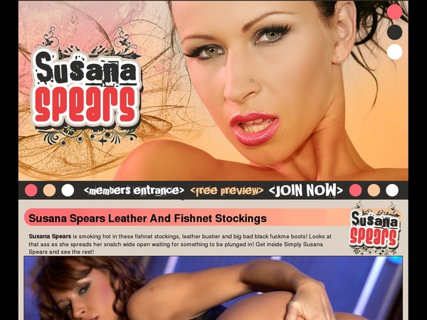 Free Susana Spears Id And Password