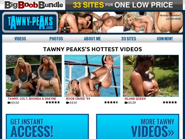 Free Tawny Peaks Accounts And Passwords