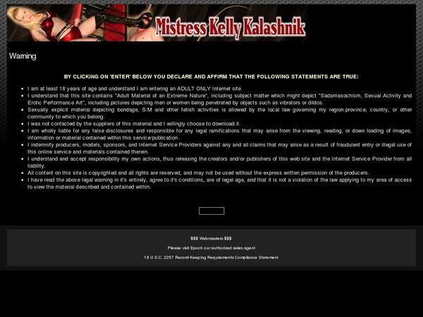 Get Mistresskellykalashnik.com For Free