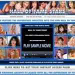 Halloffamestars.com Join Page
