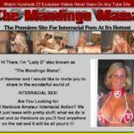 Interracial Mature Porn Video