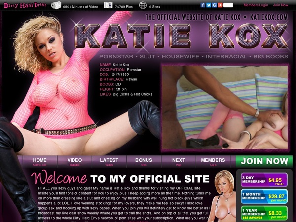 Katiekox Account Forum