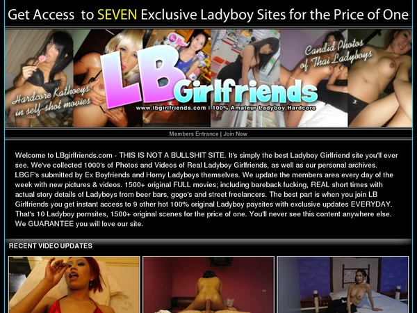 LB Girlfriends Free