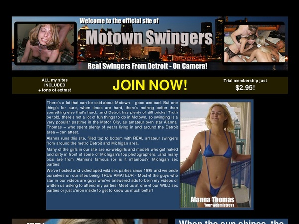 Motownswingers.com Pictures