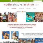 Nudistpicturesarchive.com Hacked Account