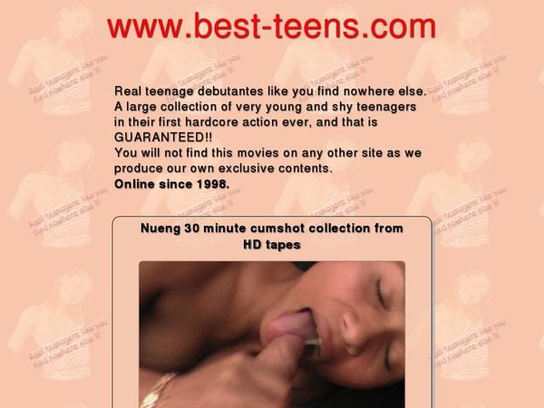Porn Pass Best-teens.com