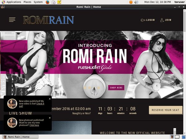 Romi Rain Official
