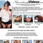 Secretaryvideos Con Deposito Bancario