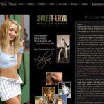 Sweet Lilya Password Free