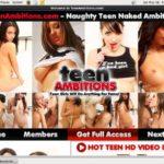 Teenambitions.com Cost