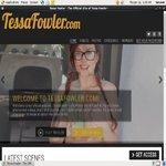 Tessa Fowler Updates
