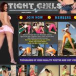 Tight Girls Join With SMS