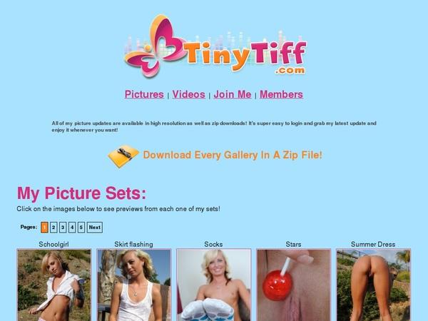 Tiny Tiff Free Preview
