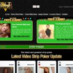 V Strip Poker Discount Offer