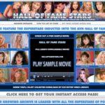Halloffamestars.com Porn Site