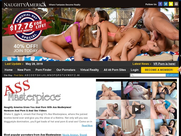 Assmasterpiece Site Discount