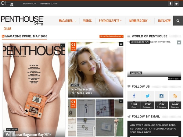 Get Into Penthouse Free