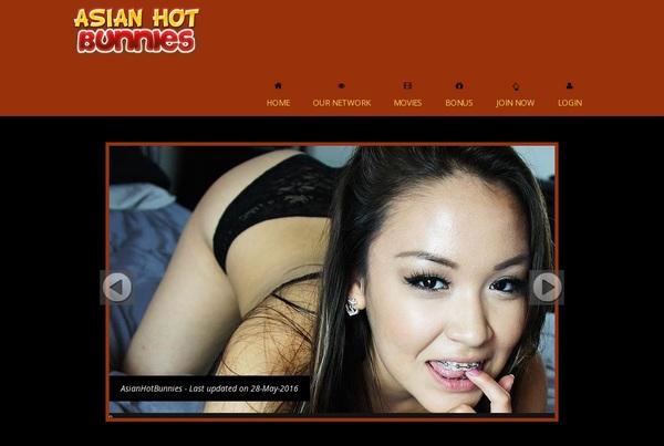 Asianhotbunnies.com Sign Up Form