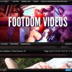 Foot Dom Videos Paswords