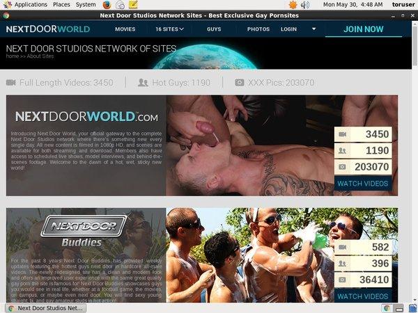 Get Into Nextdoorstars.com Free