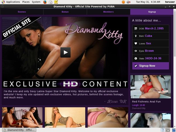 Diamondkitty.com Movies