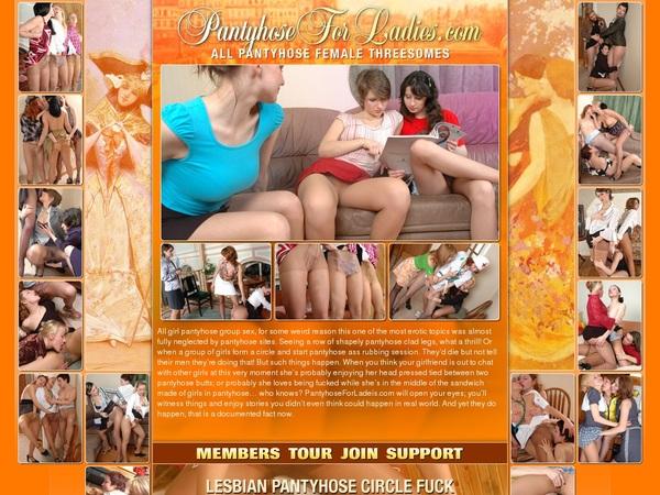 Pantyhoseforladies.com Rabatt