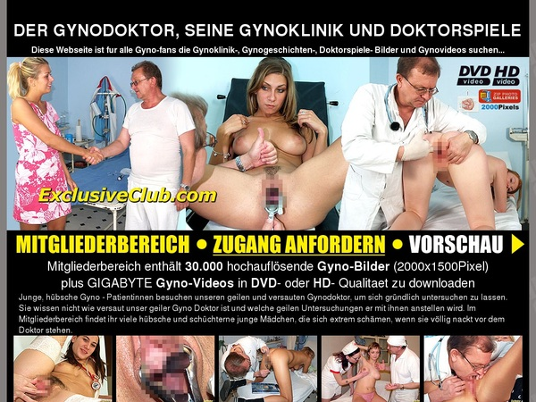 Exclusive Club German Freies Konto