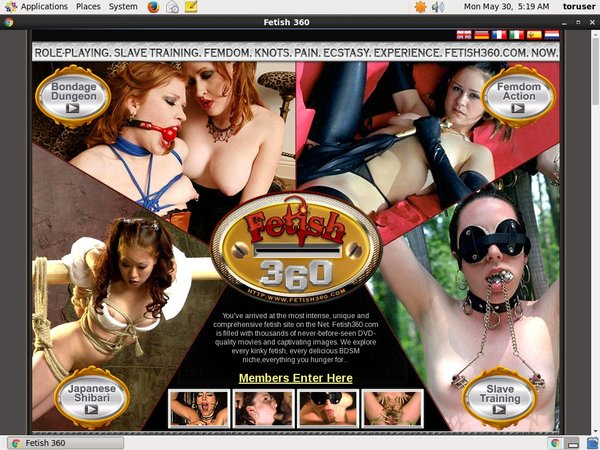 Fetish360.com Join Again