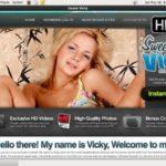 Sweet Vicky Password