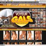 Voyeur Gals Mobile Account