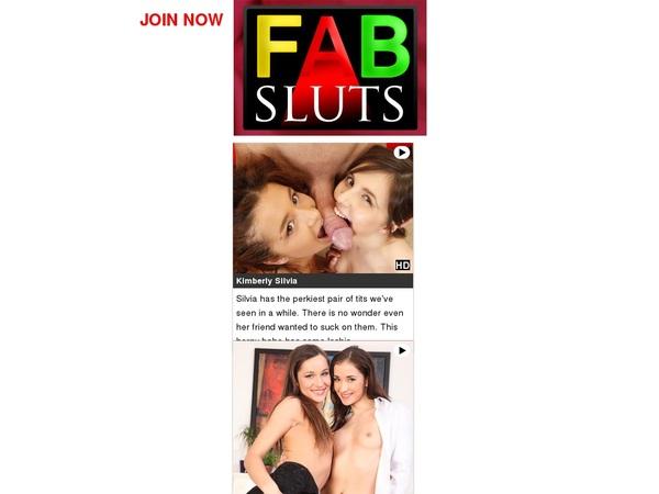 Buy Fabsluts.com Account