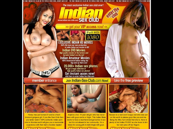 Indian Sex Club Free Membership