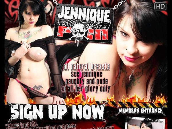 Jennique Pain Video