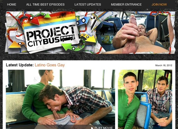 Projectcitybus Account And Password