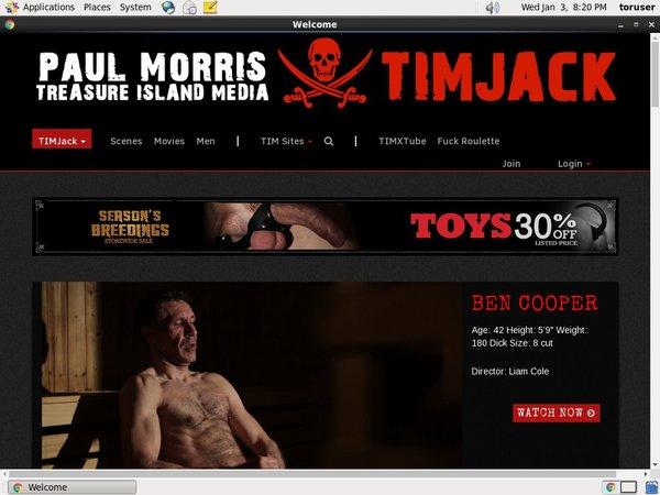 TIMJack Nude
