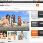 Nudistvideo Debit Card