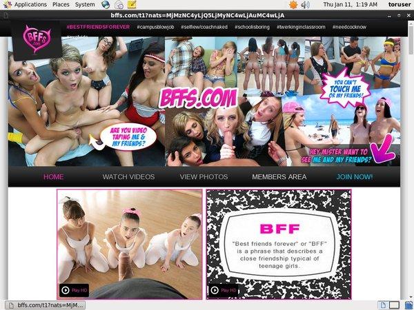Bffs.com Access