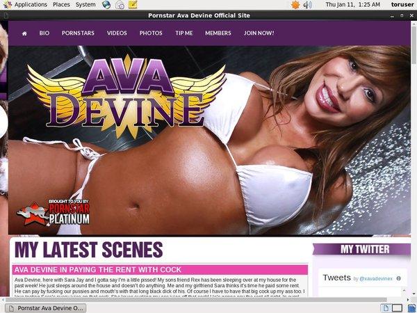 Avadevine.com Account Generator