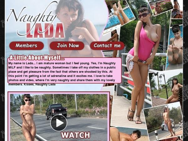 Naughty Lada Account Logins