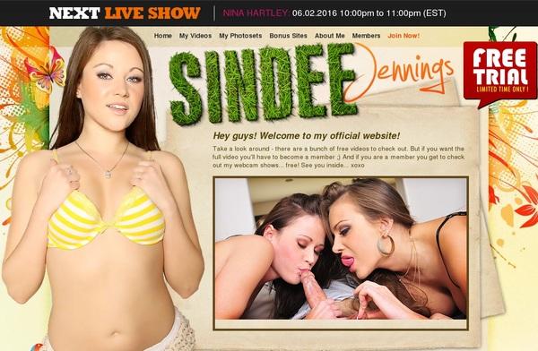 Free Sindee Jennings Video
