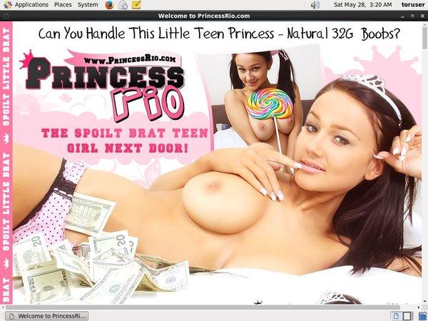 Princessrio.com Customer Support